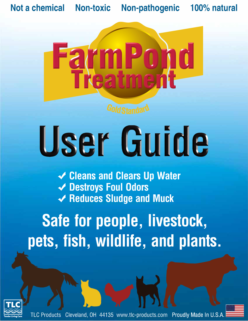 Farm Pond Treatment User Guide 2018